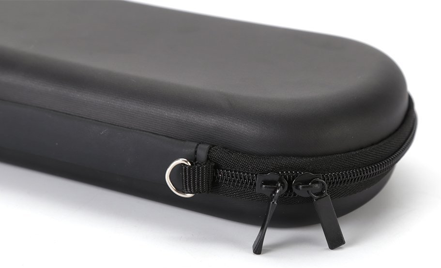 Travel Case for PS Vita or Other Games, PSV Cables or Accessories  Double  Compartment
